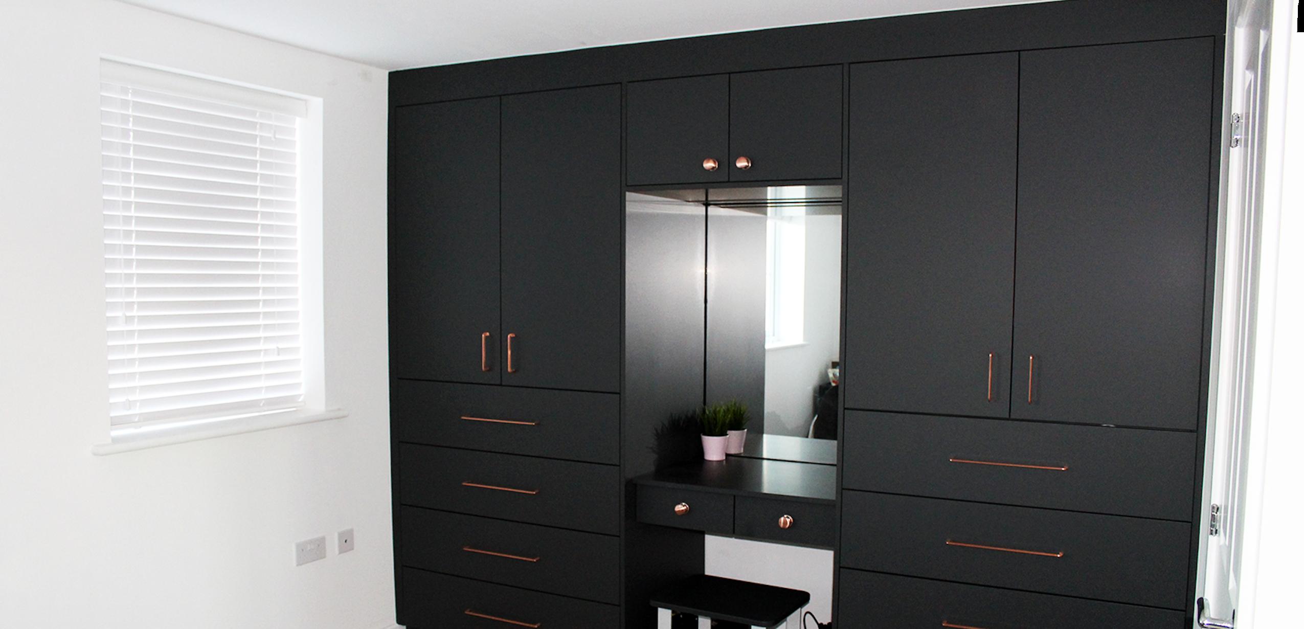 Bespoke Bedroom Furniture in Andover