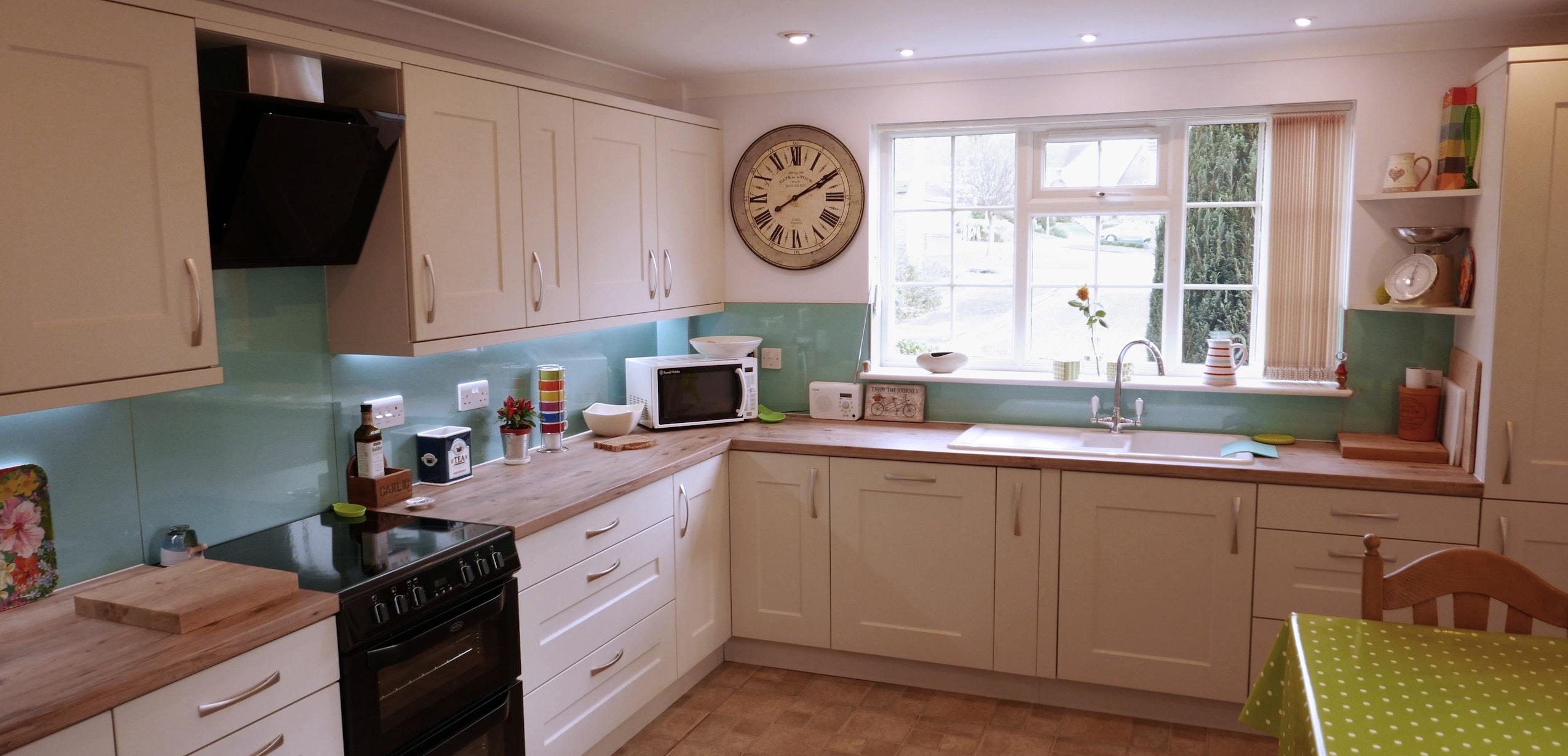 Kitchen Splashbacks Hampshire